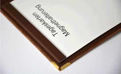 magnetleisten tageskarte halterung speisekarten