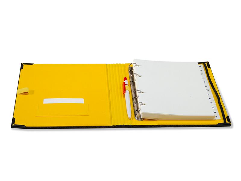 notizbuch a5 cultbook mit ringmappe