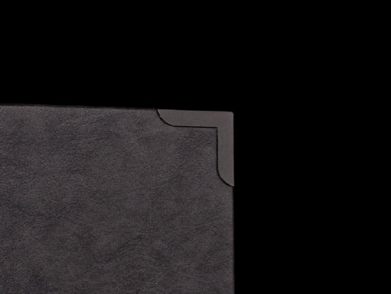 schwarze ecke kantenschutz